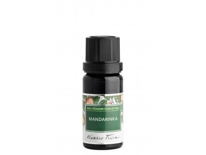 Aromaterapie Nobilis Tilia Éterický olej Mandarinka