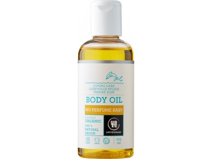 URTEKRAM Baby tělový olej Bio 100ml