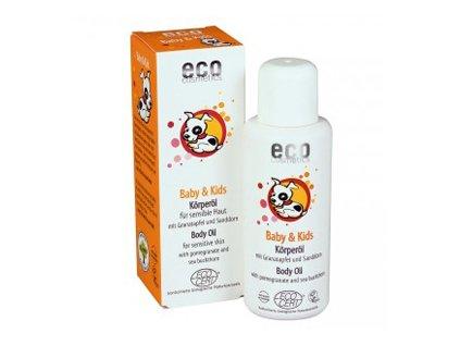 Eco cosmetics kojenecky detsky olej