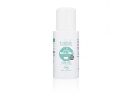 Neobulle jemny myci gel 50ml
