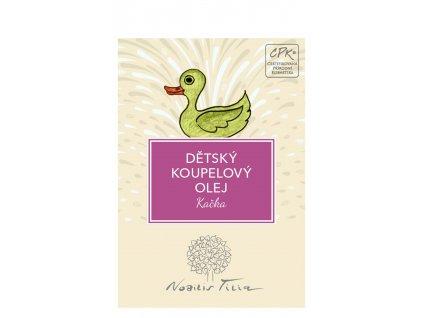 Nobilis Tilia VZOREK Koupelový olej Kačka 3 ml