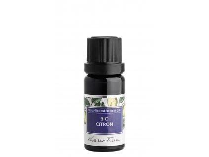 Aromaterapie_Nobilis Tilia Éterický olej Bio Citron