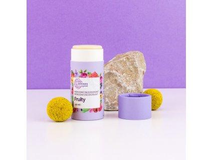 KVITOK Tuhý deodorant Fruity 42 ml