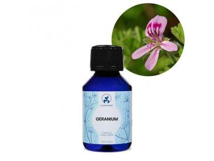 Florihana Hydrolát geranium bio 100 ml
