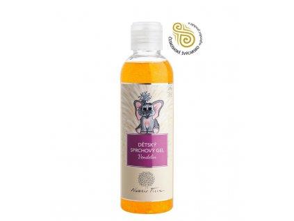 NOBILIS Detsky sprchovy gel Vendelin 200 ml