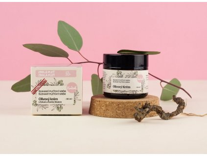 KVITOK Olivový krém s Kokum a Kombo máslem