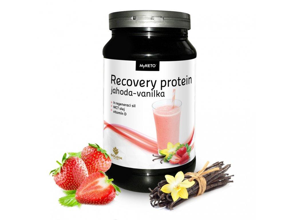 myketo recovery protein gym and body jahoda