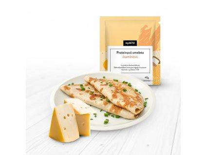 omeleta syrova
