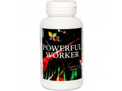 powerful worker linie hubnuti