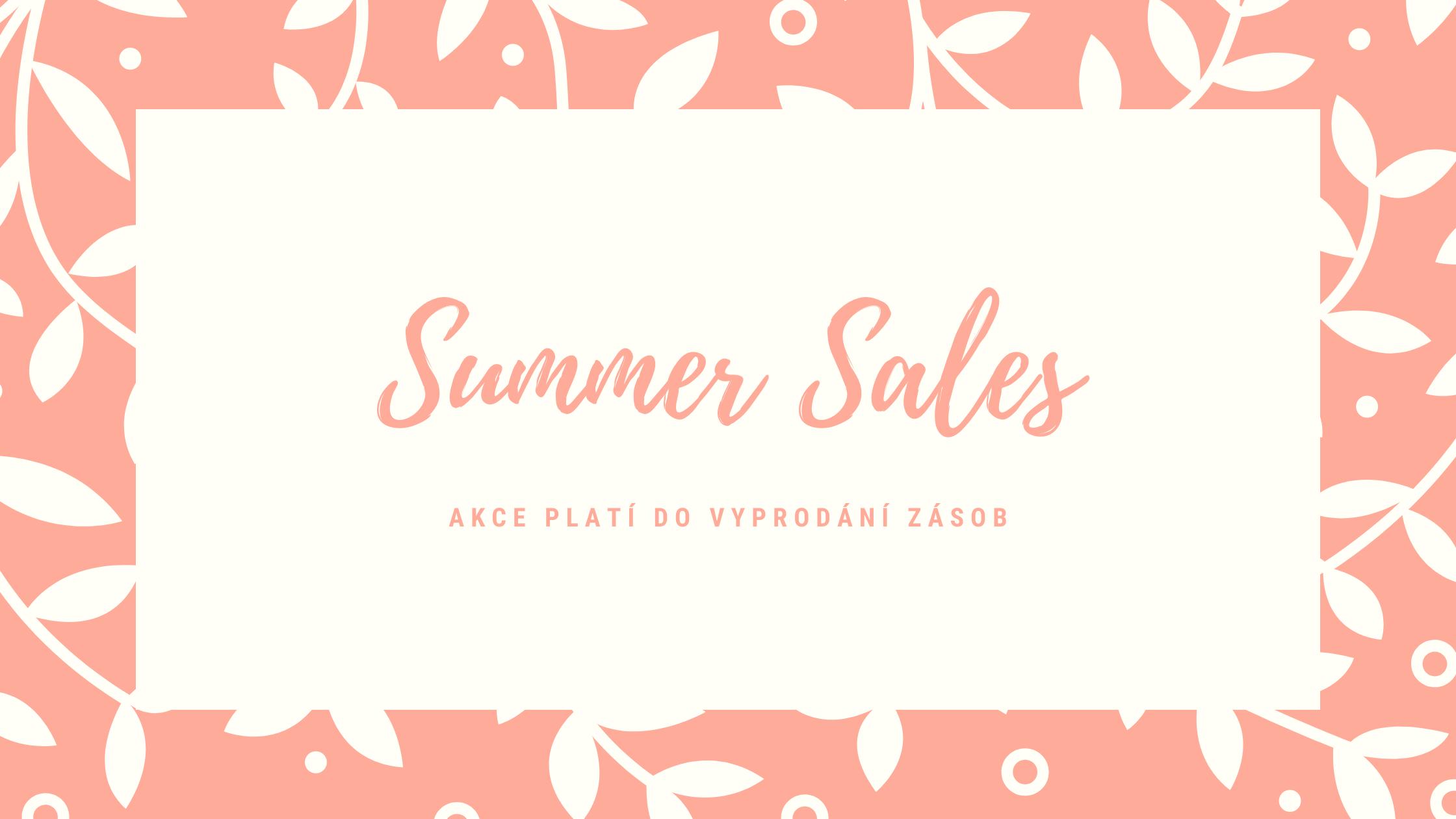 summer sales 2021