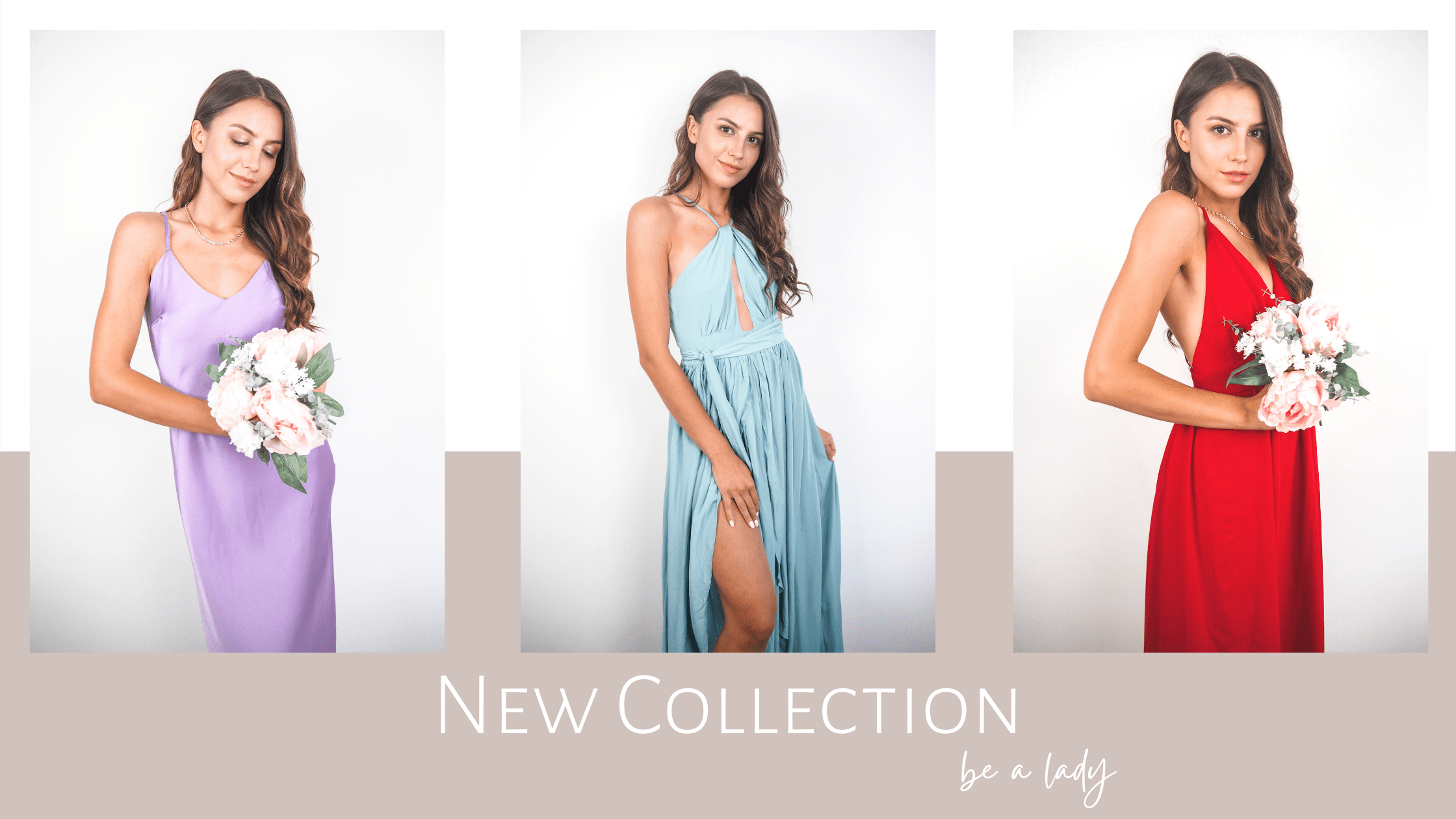 New Summer Collection - be a lady