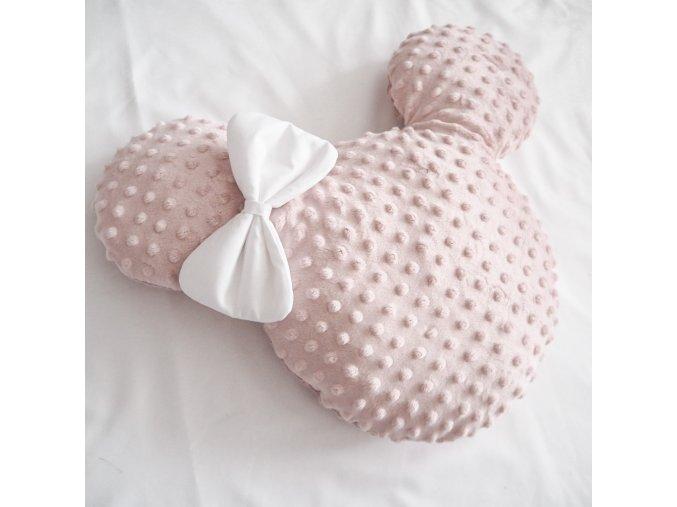 Polštářek Mickey pro miminko - větší velikost