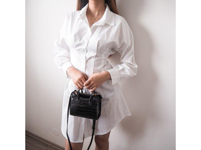 Košilové šaty basic - Los Angeles