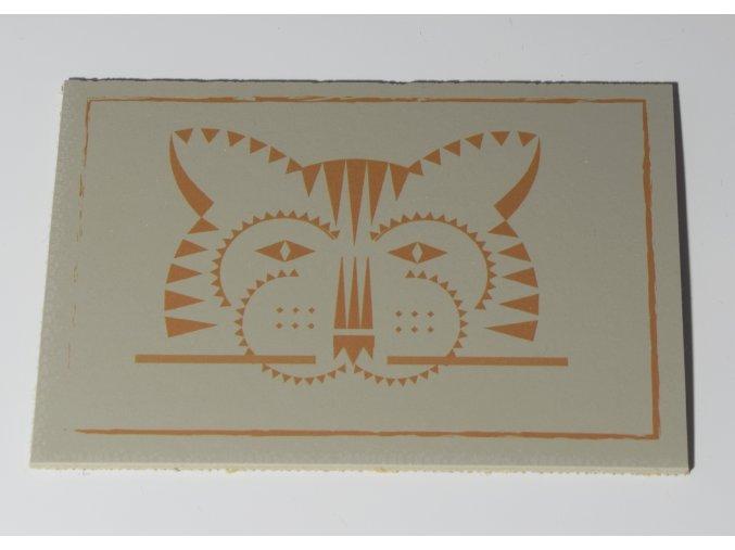 Tigr 15 x 10 cm