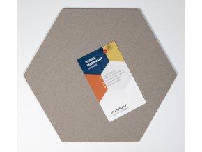 Designová nástěnka HEXAGON MINI HE182 1 ksDSC 6132