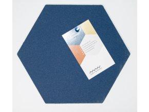 Designová nástěnka HEXAGON MINI HE214 1 ksDSC 6147 1