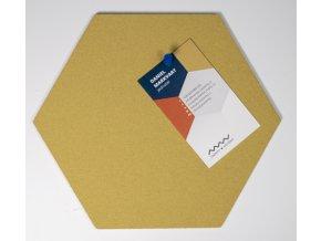 Designová nástěnka HEXAGON MINI HE212 1 ksDSC 6144 2