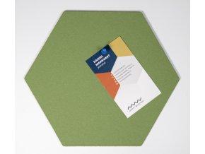Designová nástěnka HEXAGON MINI HE213 1 ksDSC 6136