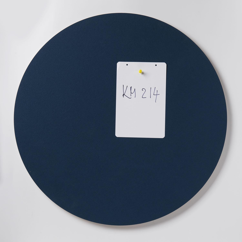Nástěnka ve tvaru kruhu K214 BLUE BERRY 38 cm