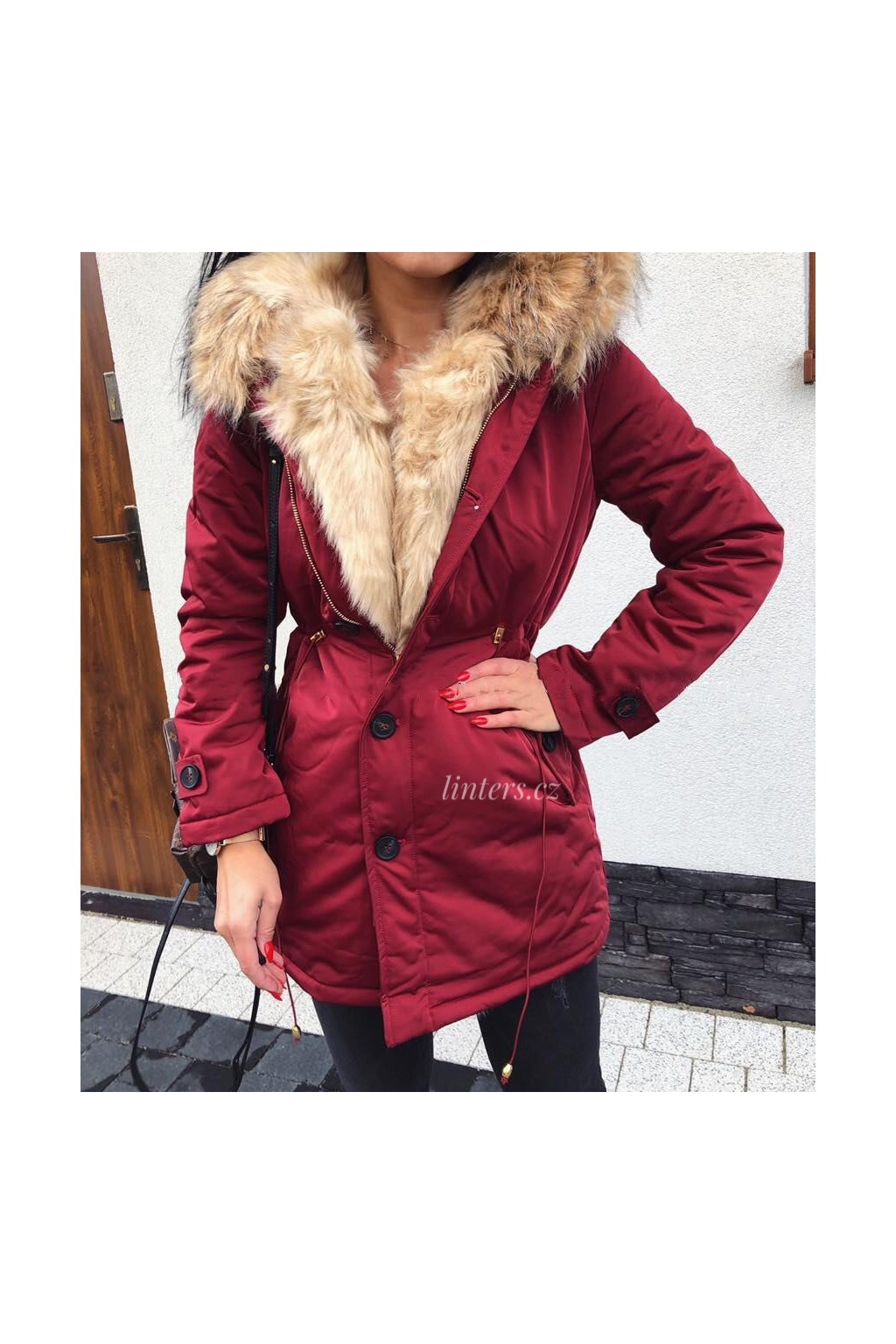 Parka Deluxe Red