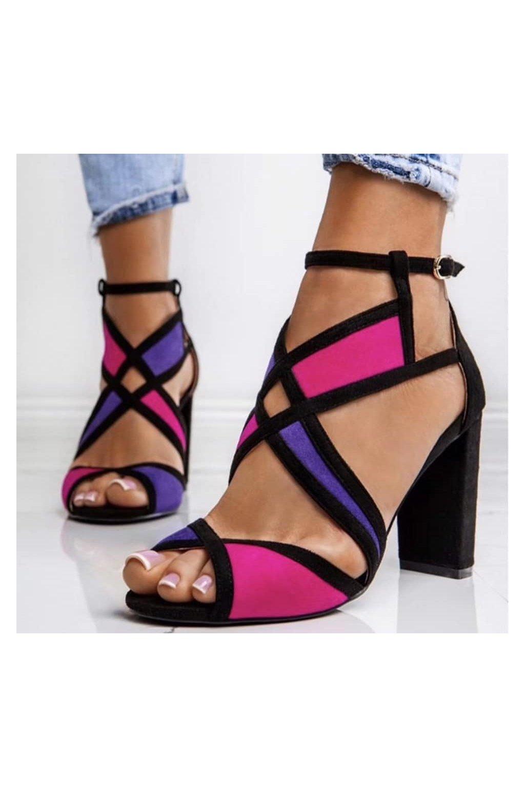 Boty na podpatku Fiance