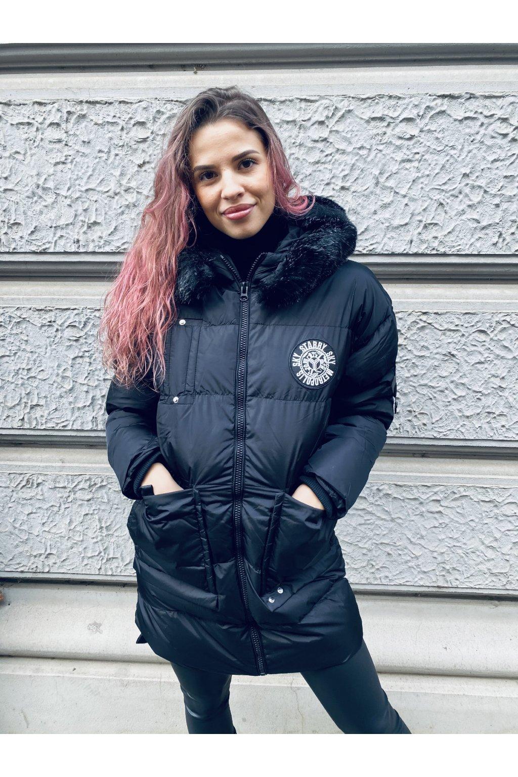 Zimní bunda STARRY