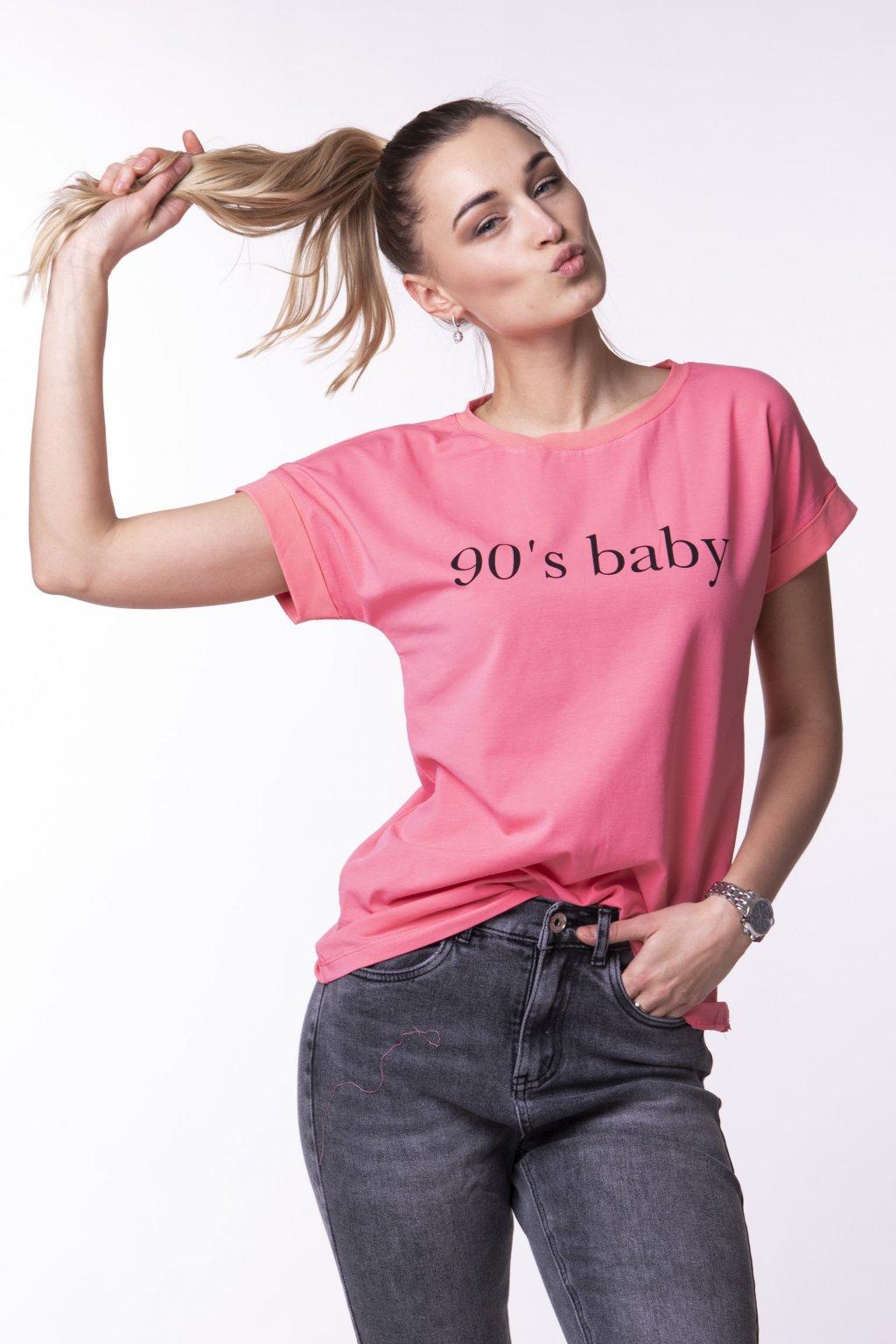 Tričko 90's