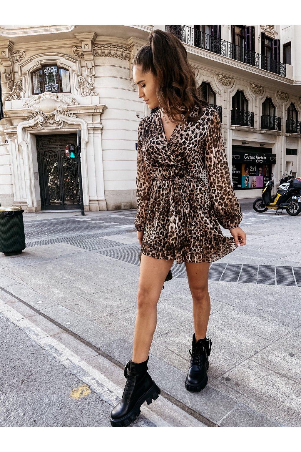 Šaty Alora