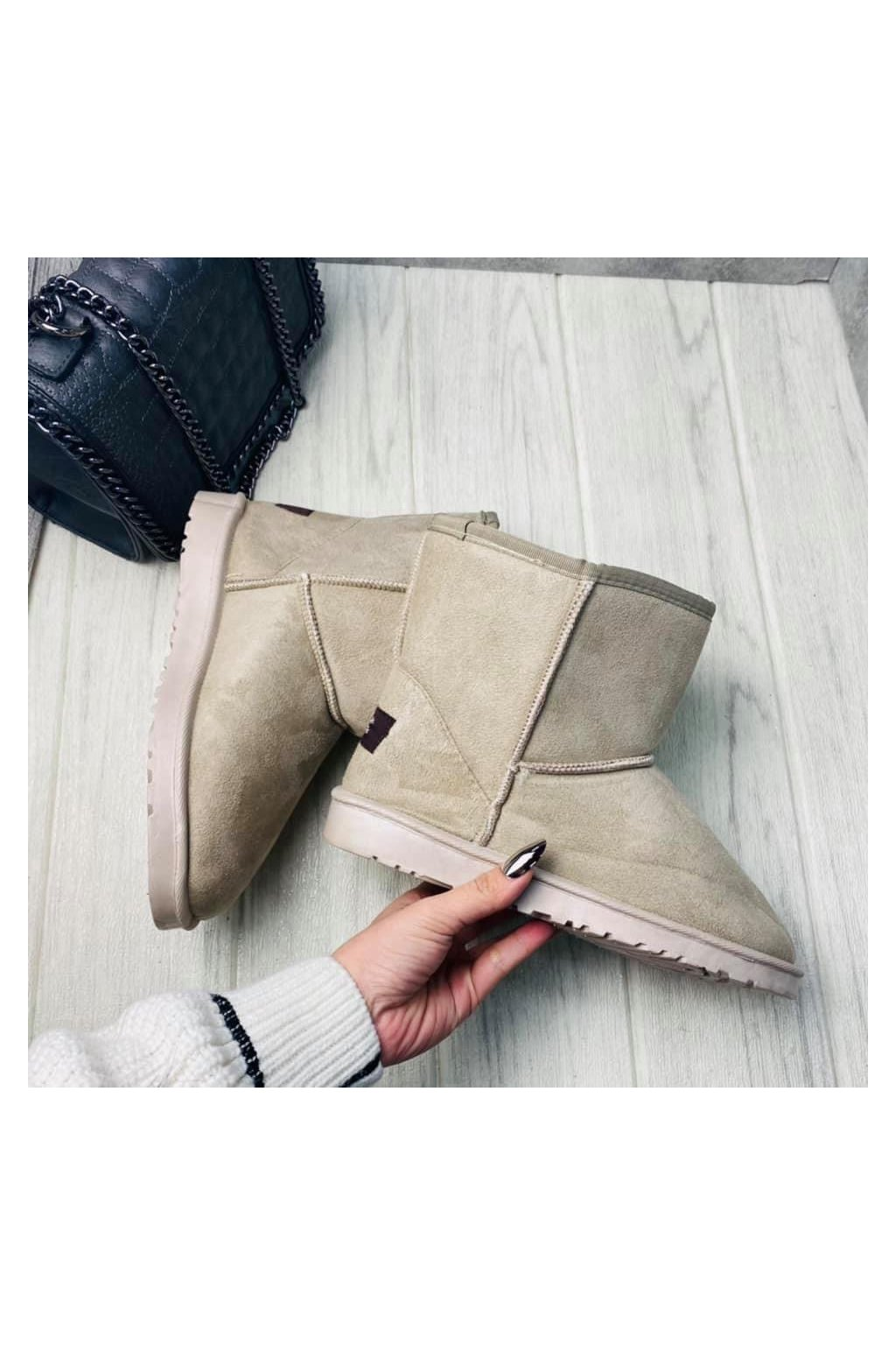 Zateplené boty Neck