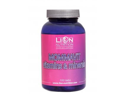 Mommavit vitamins & minerals, 100 tablet