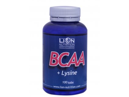 BCAA + Lysine, 100 tablet
