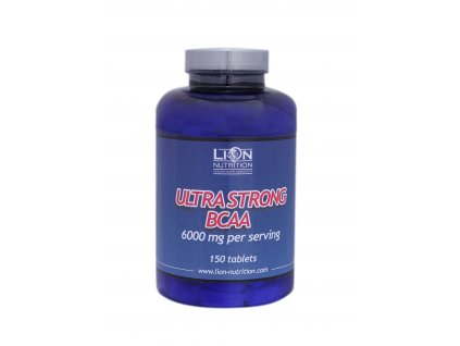 Ultra Strong BCAA, 150 tablet