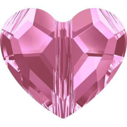 Swarovski 5741 8mm Rose Love Bead
