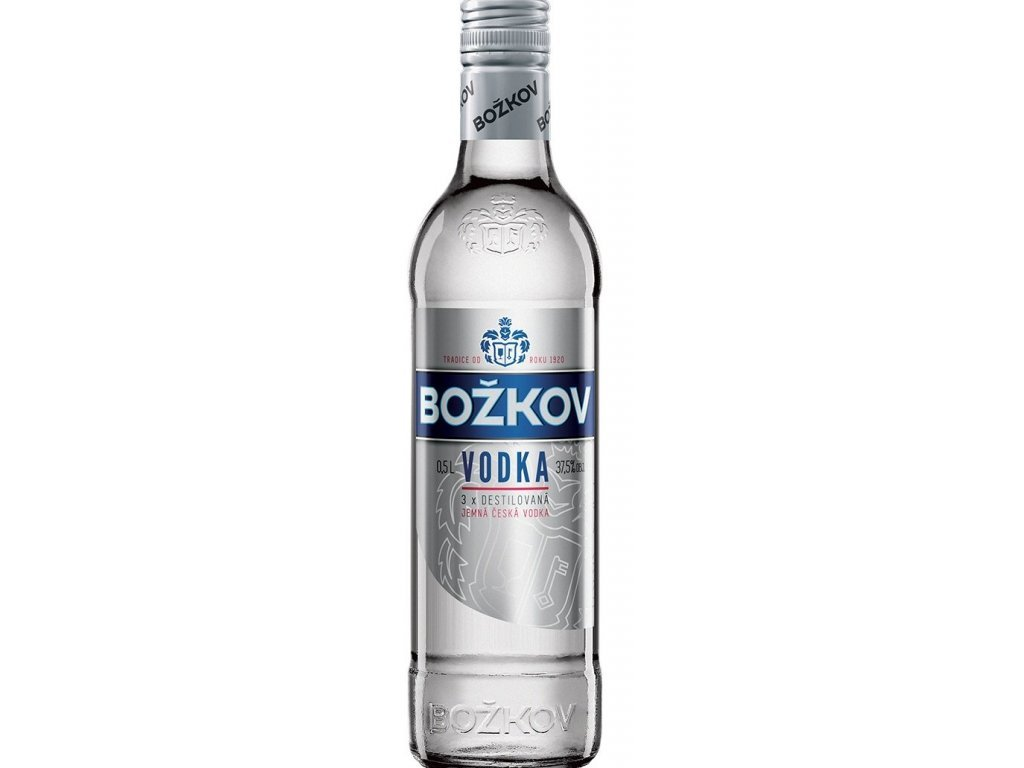 2955 bozkov vodka 500ml