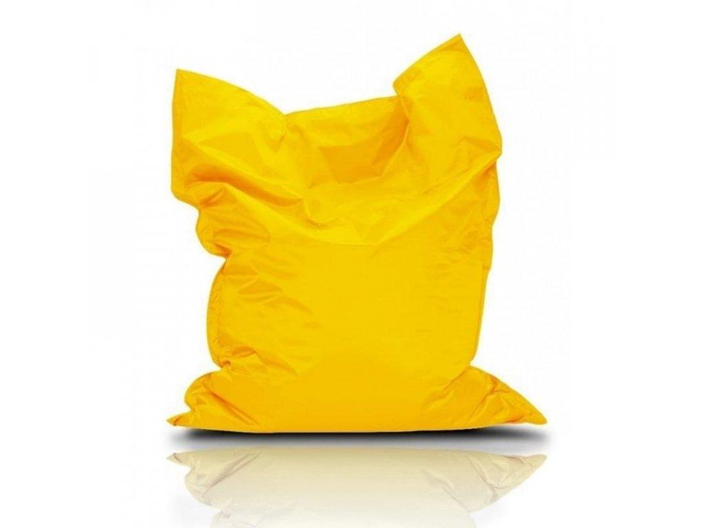 Sedací pytel Bullibag žlutá bull_001