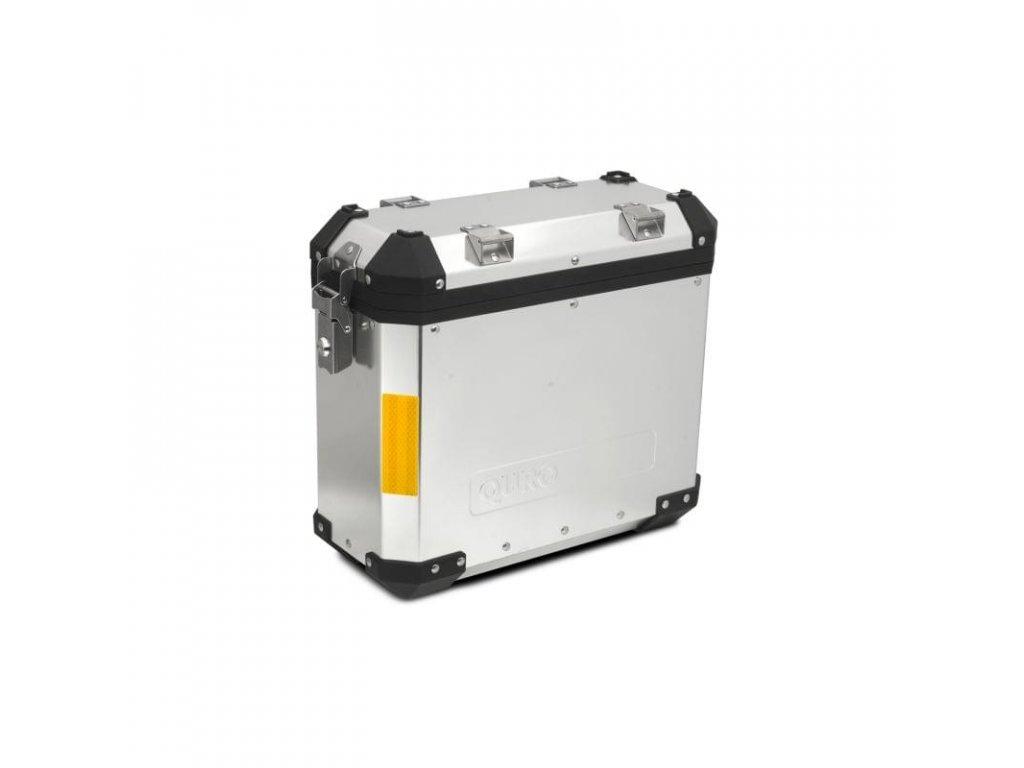 SIKKIA MOTO hliníkový kufr 38L