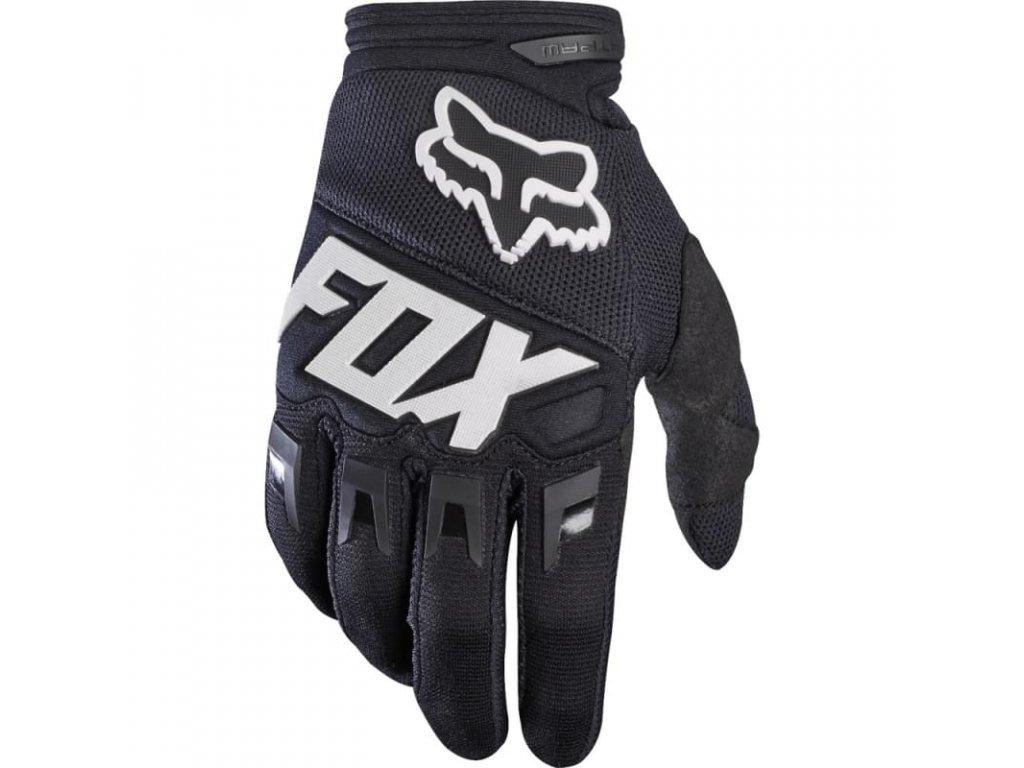 FOX Dirtpaw Race Glove - Black, MX18