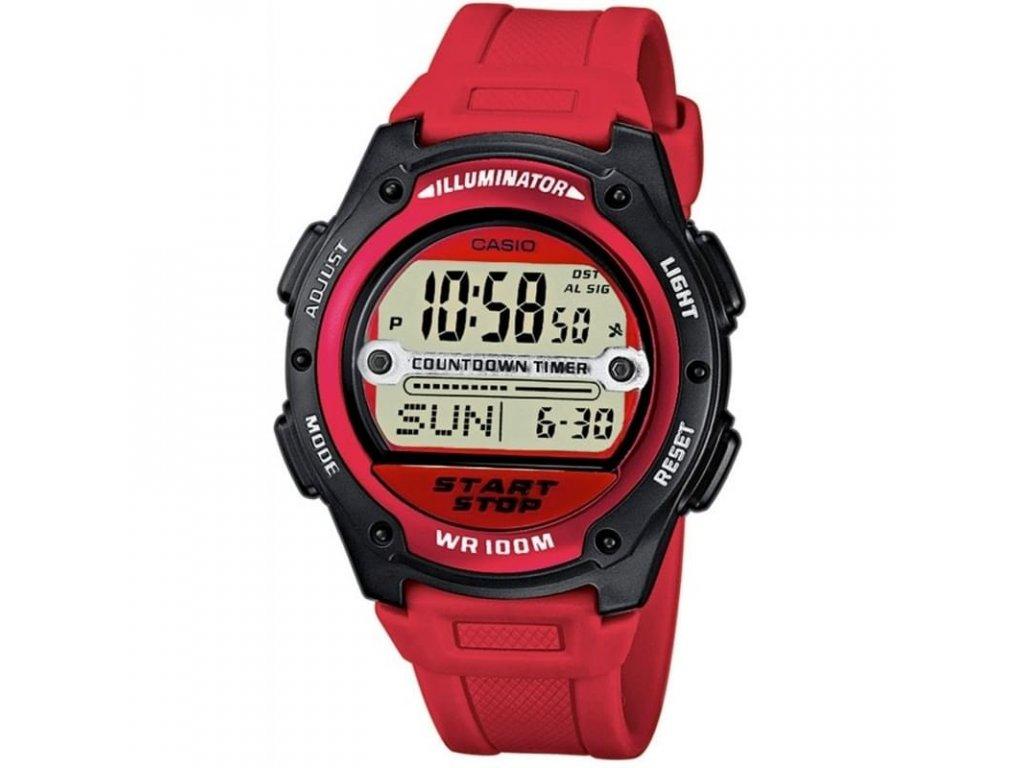 Pánské hodinky Casio Sports W-756-4AES - lior.cz e6a2b73300