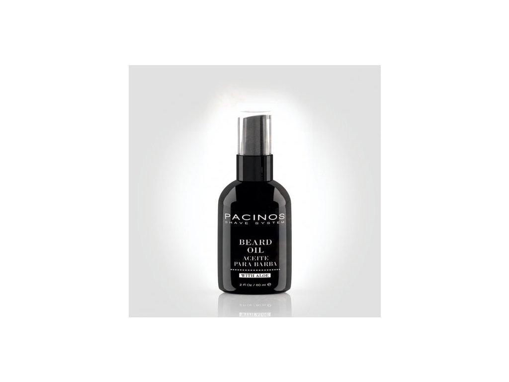 40 pacinos olej na vousy 60g
