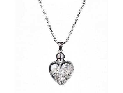 Dámský náhrdelník Yves Camani s ryzím stříbrem