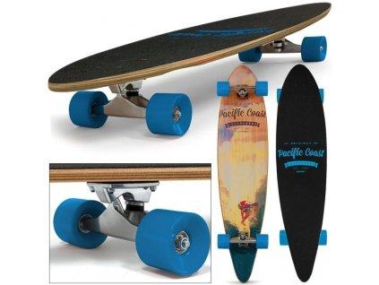 Longboard 112x 26 cm