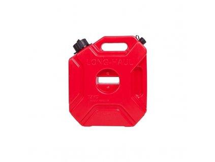 SIKKIA plastový kanystr na benzín, 5L, 29 x 25 x 12 cm