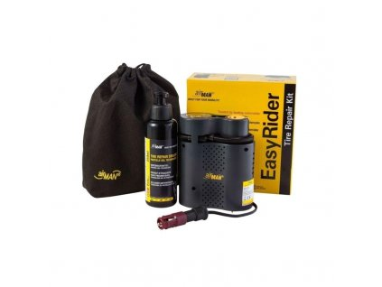 AirMan Easy Rider 12V Compressor + 250 ml Tire Sealeant