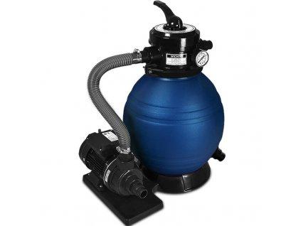 Písková filtrace k bazénu 10.200l