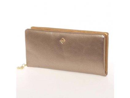 Peněženka Milano Design SF-1803v gold