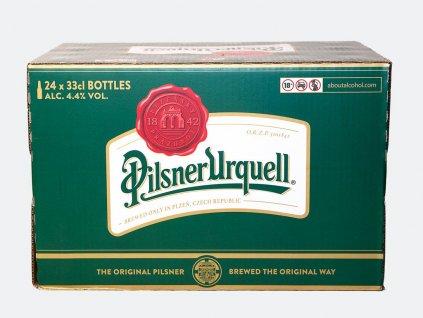 Pilsner Urquell 0,33l Exportní 12 limitovaná edice