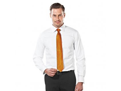 Luxusní bílá pánská košile Vincenzo Boretti