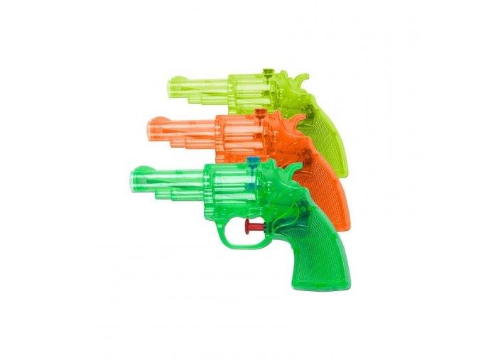 Vodní pistole - 3 kusy - dosah až 5 m