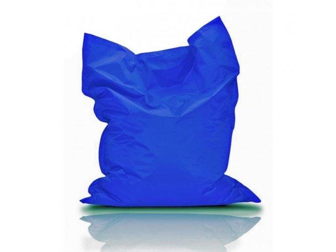 Sedací vak Bullibag modrý b_012