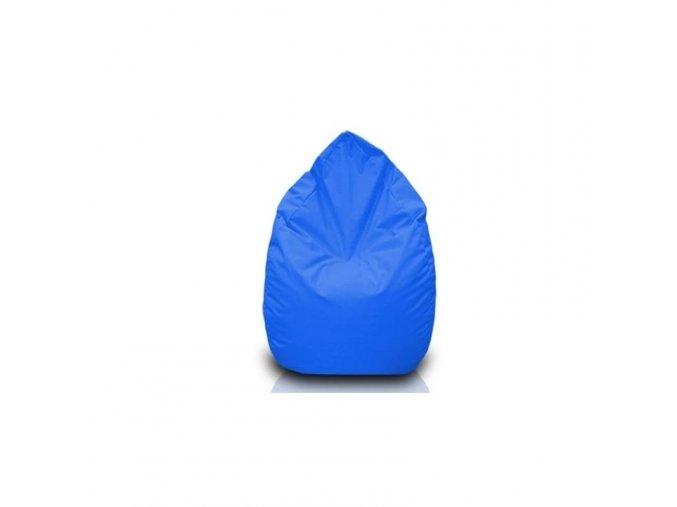 Sedací vak hruška Bullibag modrá bulli_106